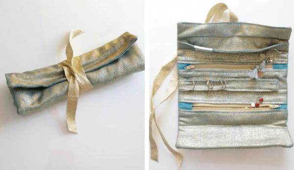 30 способов путешествовать с ювелирными украшениями, сохраняя их в порядке