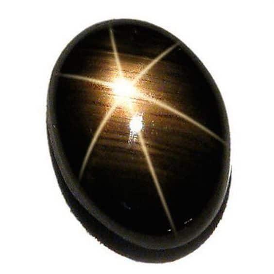 Черная звезда сапфир значение
