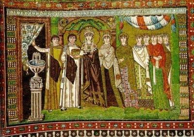 История византийских и кольчужных украшений, типы, стили изменения