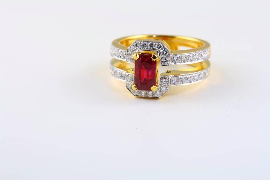Как выбрать свадебное кольцо с рубином, советы экспертов, секреты выбора