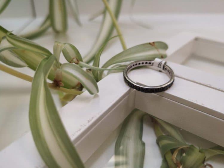 Кольца с черными бриллиантами, как купить, эстетика подбора