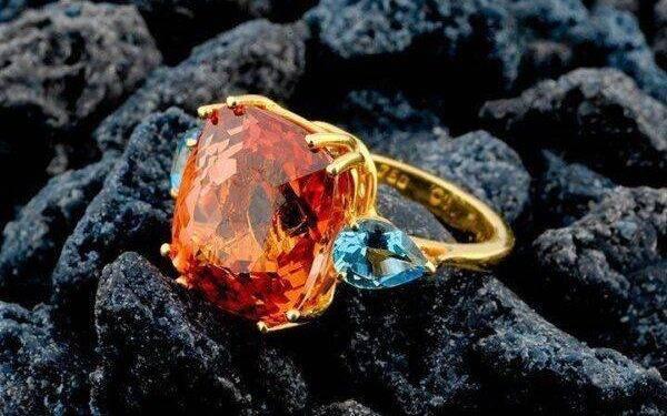 Оранжевый топаз: магические свойства и особенности его ношения