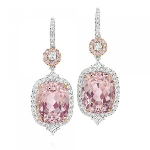 Розовый Морганит: значения, свойства и особенности его ношения