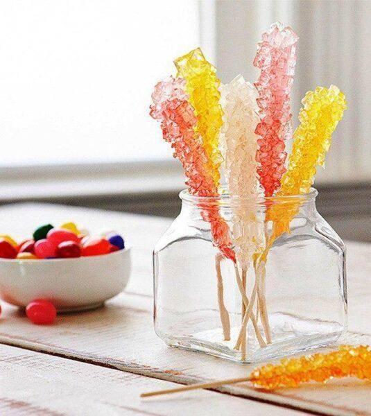 Сахарные кристаллы: в повседневной жизни, их использование и значение