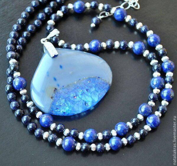Синий кальцит: особенности и полезные свойства камня