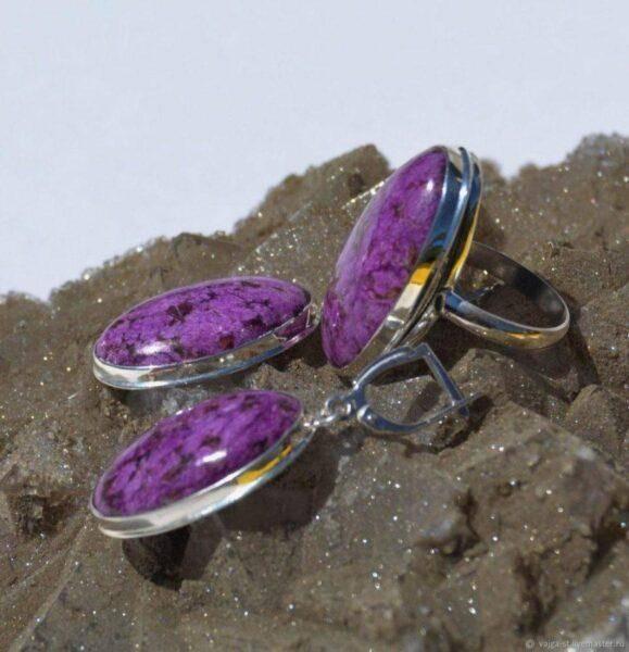Фиолетовые кристаллы: кому подходят? и их магические свойства