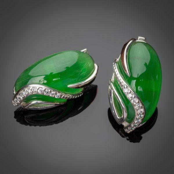 Зеленый кристалл:основные характеристики, особенности ношения и свойства