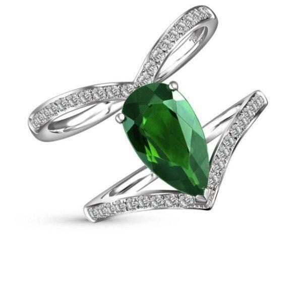 Зеленый сапфир: магические свойства и основные характеристики камня