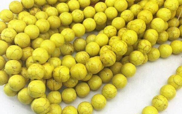 Желтая бирюза: описание,характеристики, значение