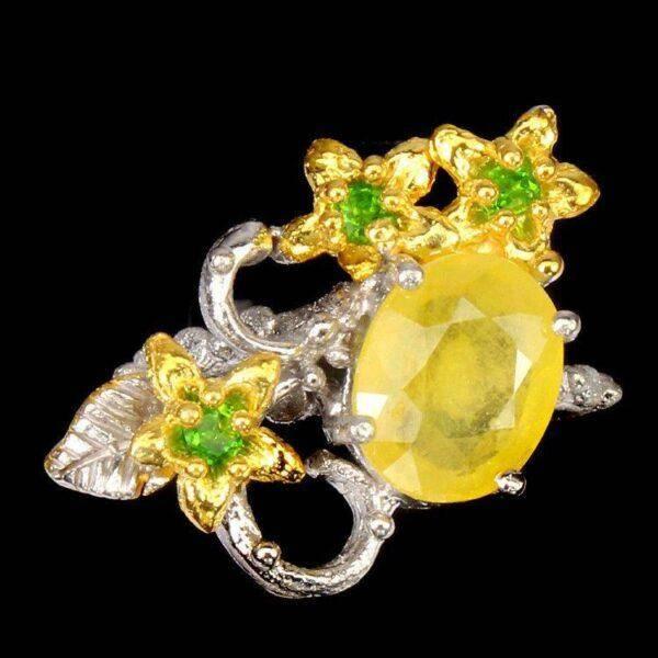 Желтые кристаллы:кому подходят, влияние жёлтого цвета на жизнь человека